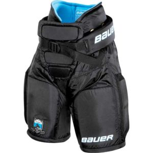 Black Bauer ice hockey pants